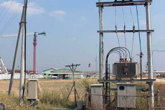 Myanmar electricity