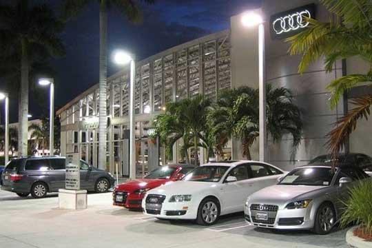 Prestige Audi