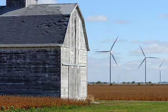 US farm electricity