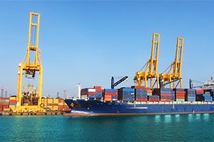 Sri Lanka port