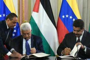 Venezuela Palestine oil deal