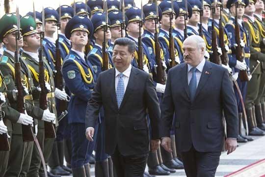 China Belarus