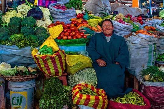 Peru fruit