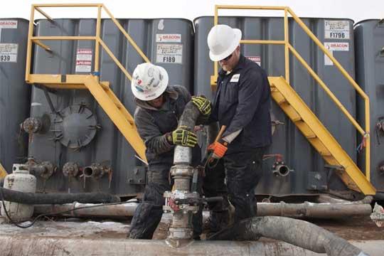 US oil export