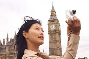 UK Chinese tourists