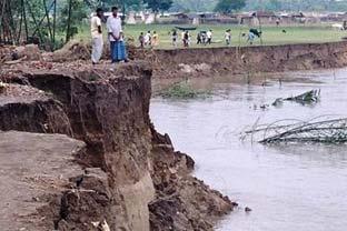 Bangladesh erosion