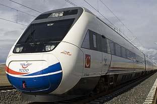 Turkey Istanbul train