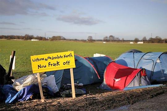 UK fracking