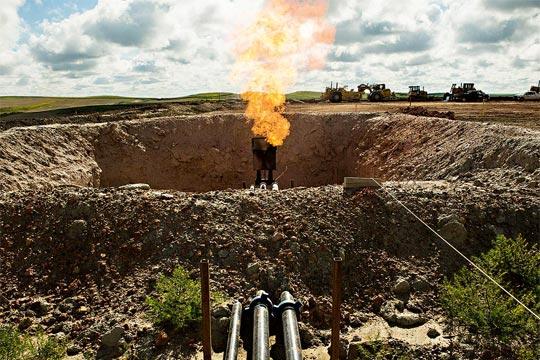 Shale gas