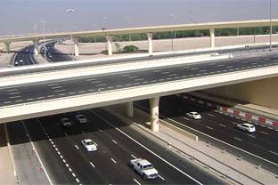 Kuwait road projects
