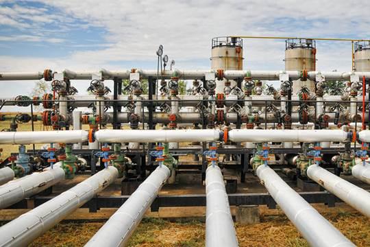 Methane pollution