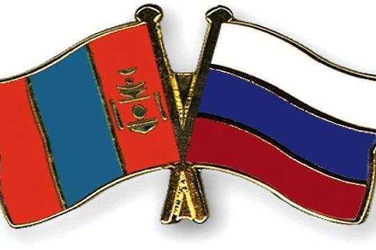 Mongolia and Russia