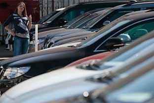 Russia car import