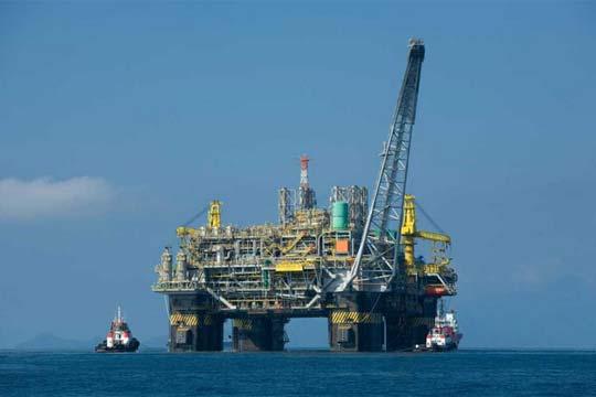 Brazil oil