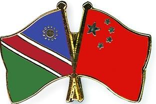 China Namibia
