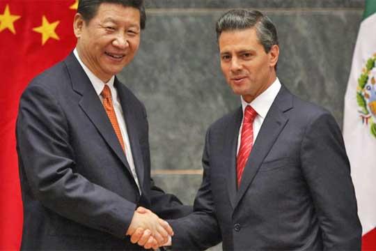 China and Mexico