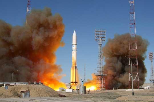 Russian satellites