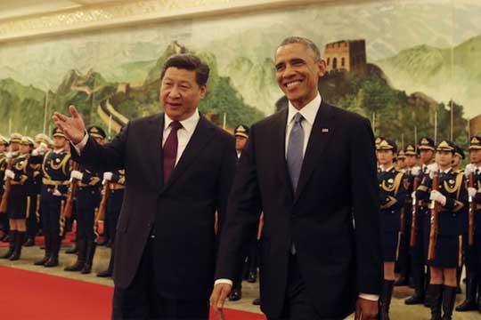 U.S. China climate