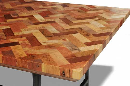 Wisconsin wood furniture