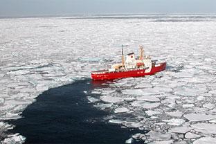 India icebreaker