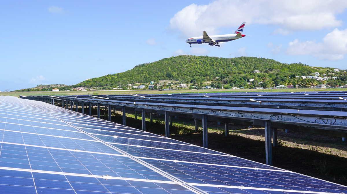 Antigua and Barbuda solar energy