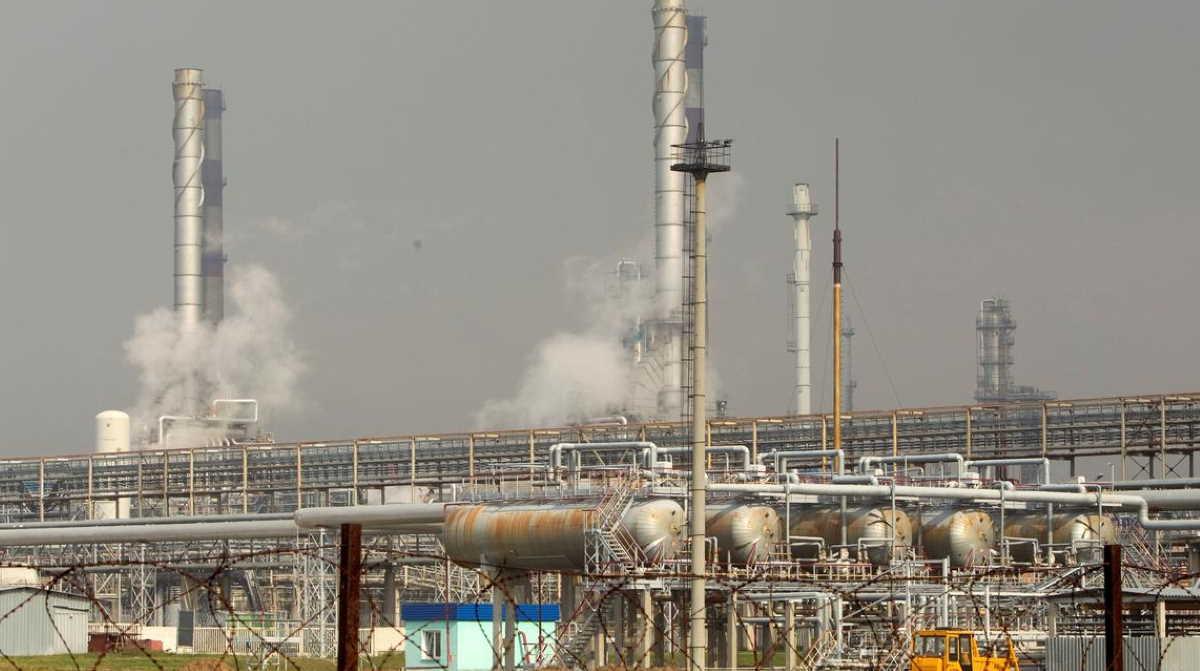 Belarus oil pipeline