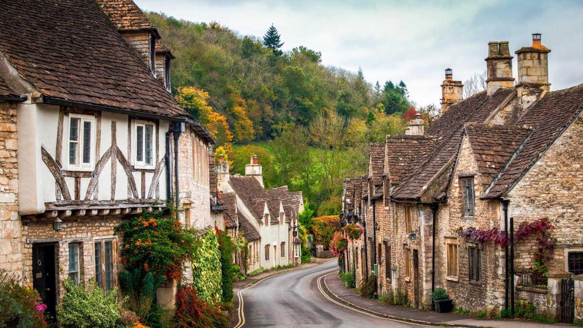British street