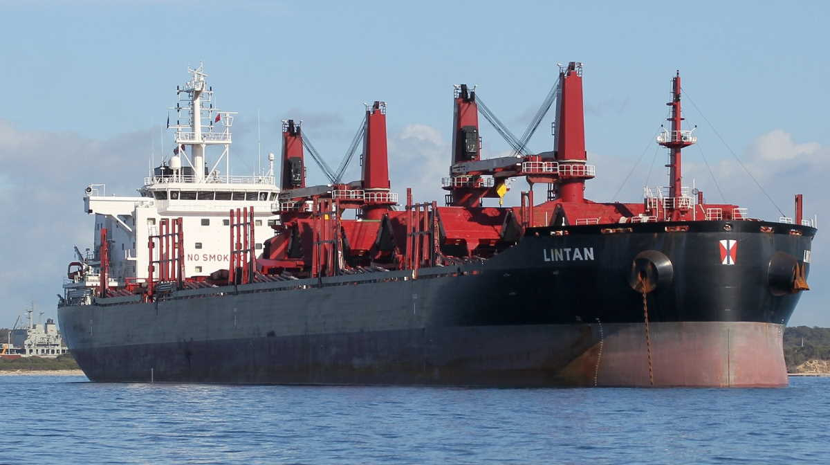 Lintan bulk carrier