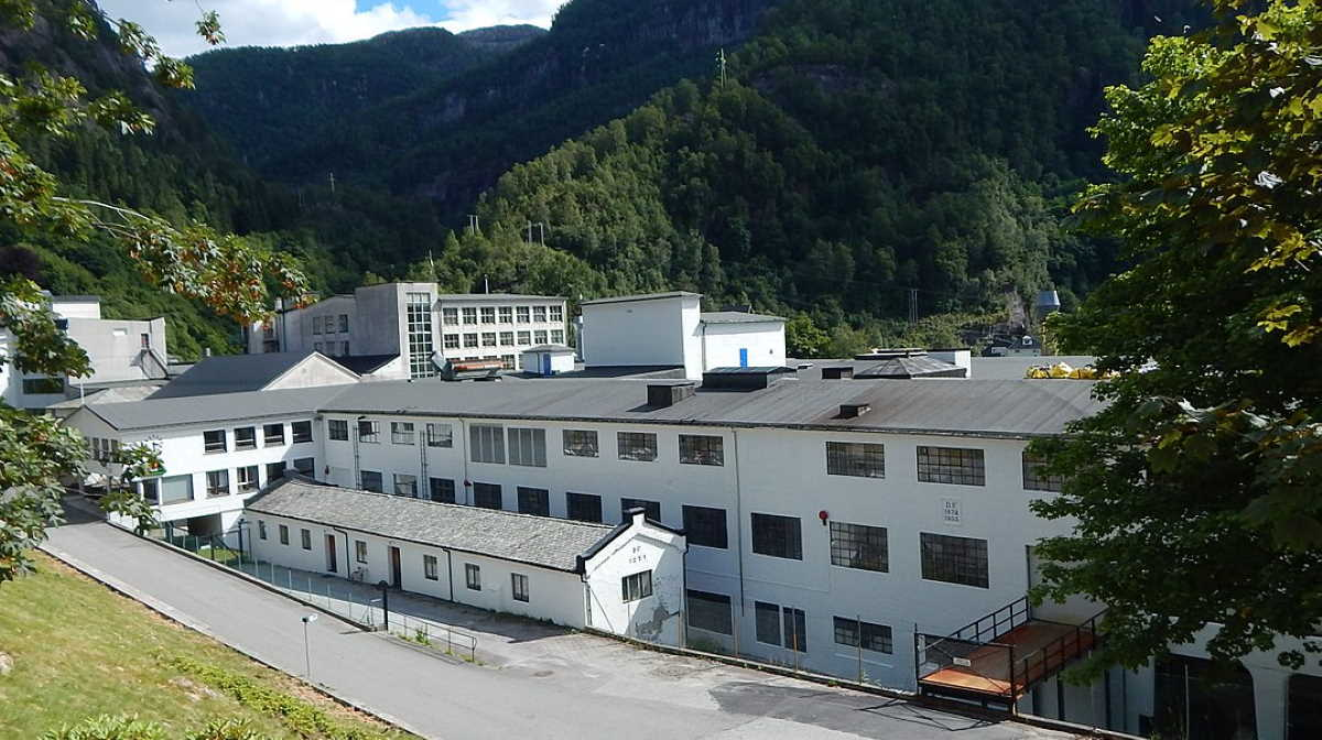Norway factory
