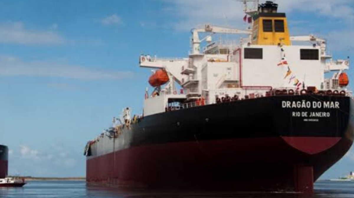 Petrobras ship