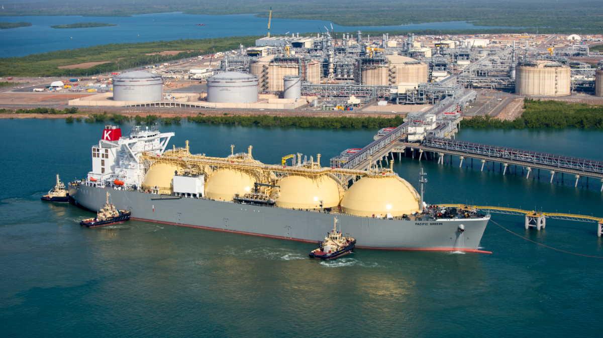 Australia LNG