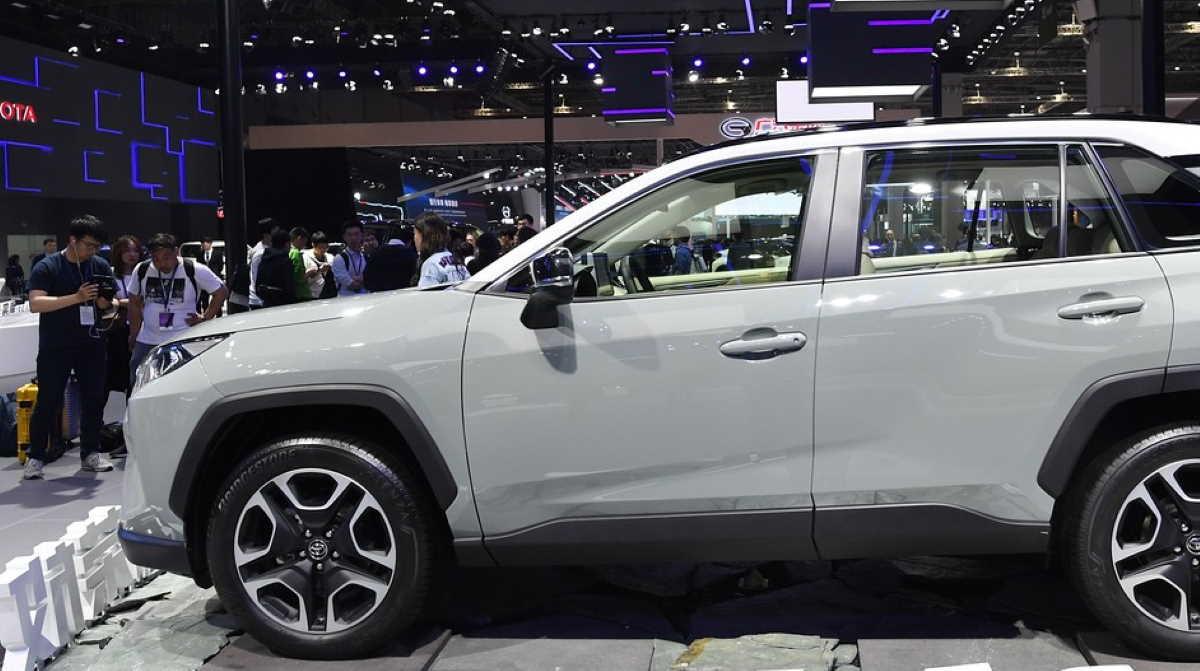 Auto China show