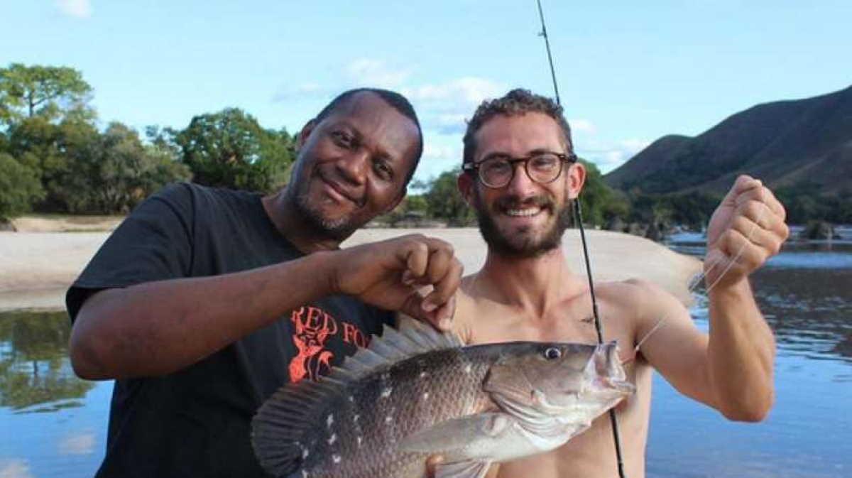 Fish in Gabon
