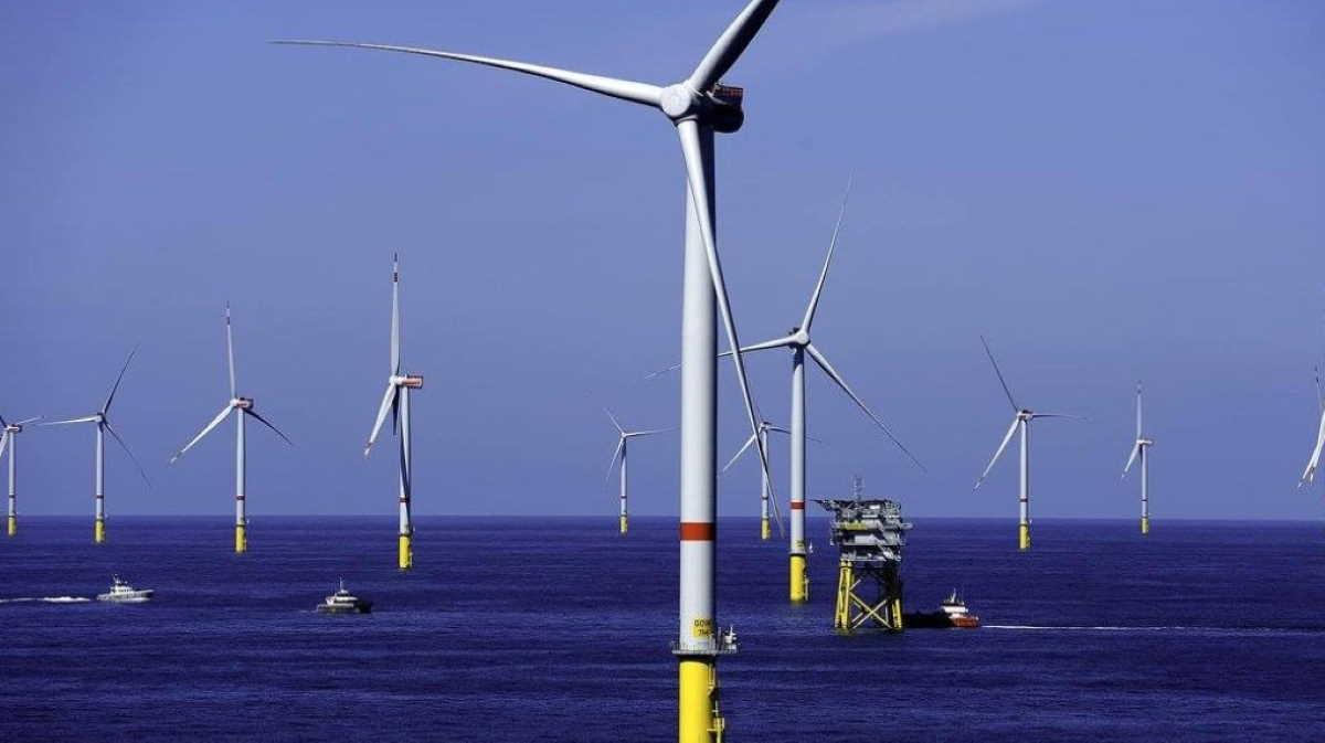 Gennaker wind farm