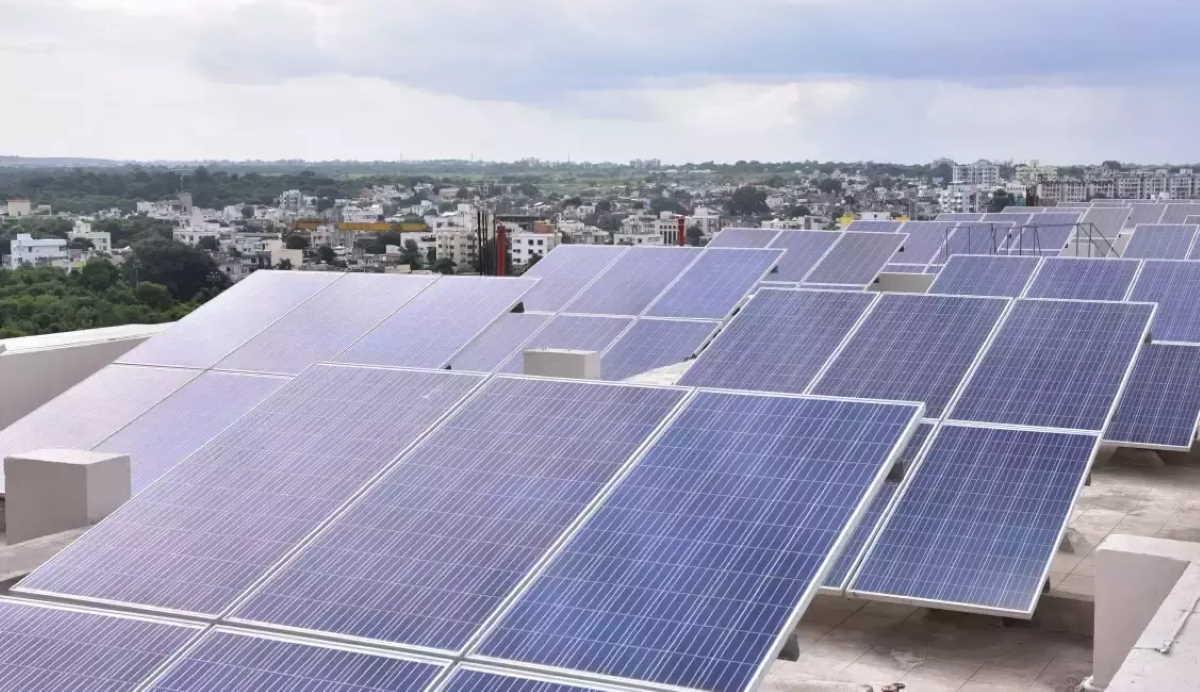 India solar cell