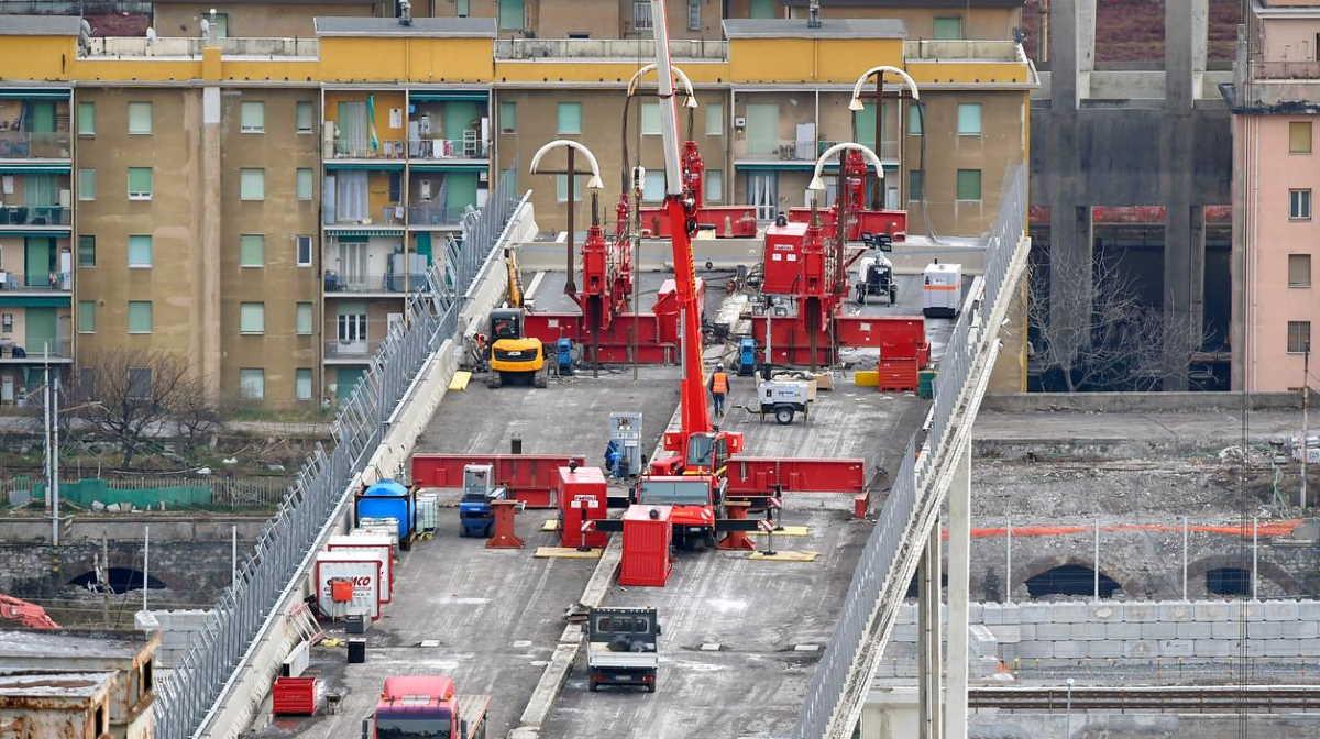 Italy construction
