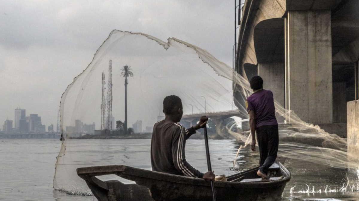Nigeria fishermen