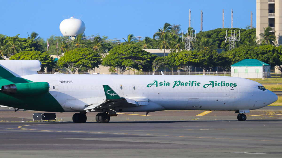 Pacific airline