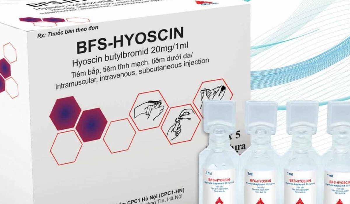 Scopolamine Butylbromide