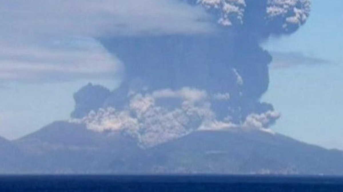 Volcano Shindake