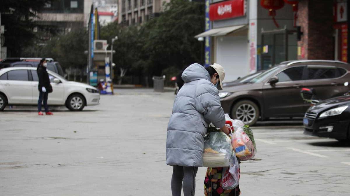 Wuhan street