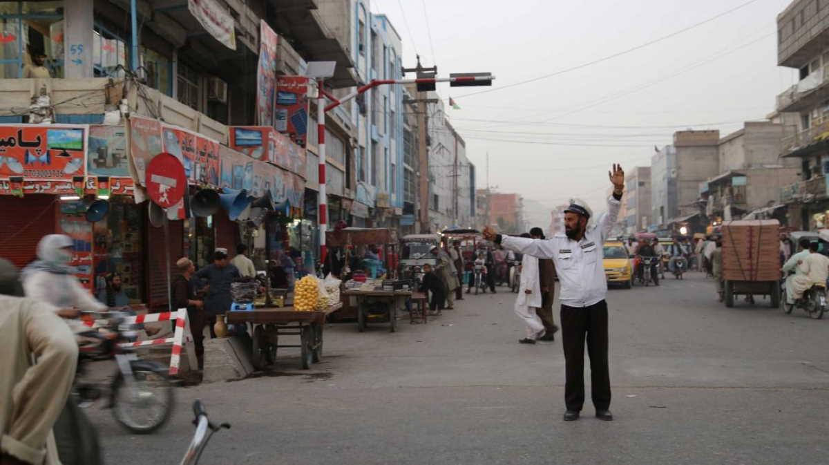 Afghanistan street
