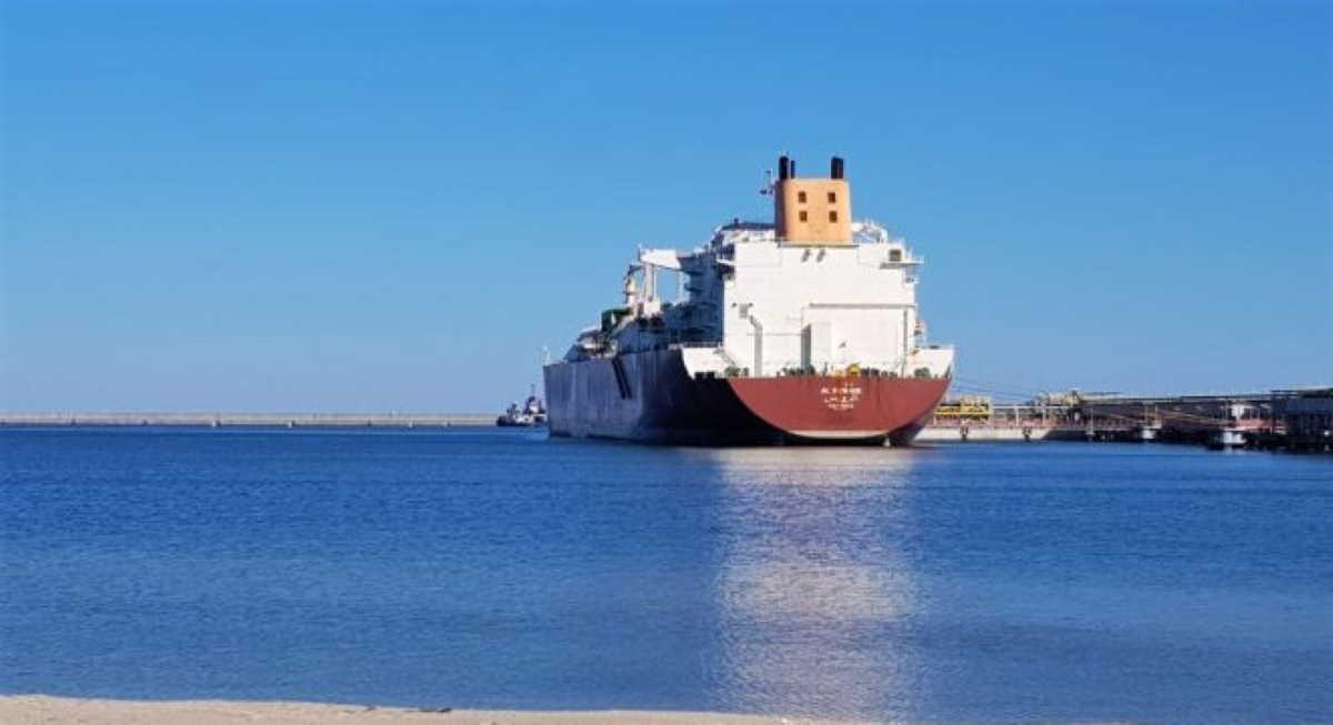 Cargo LNG