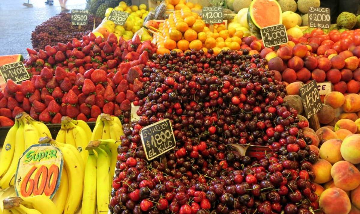 Chilean fruit