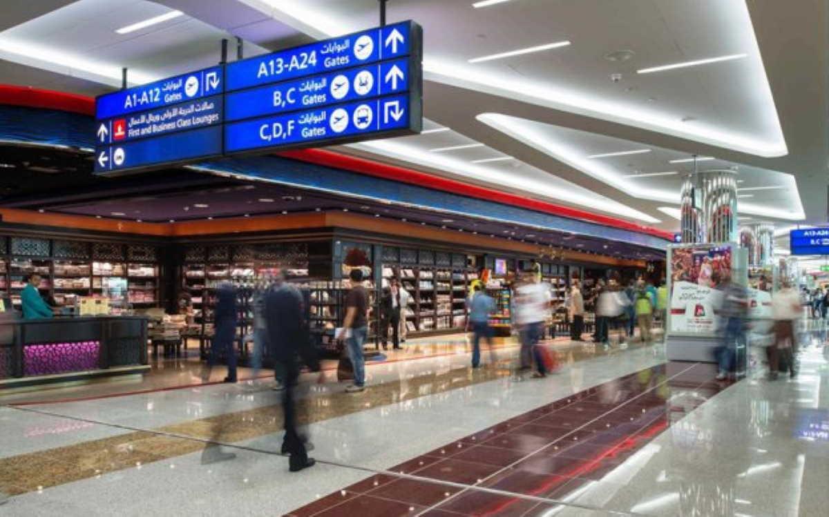 Emirates airport