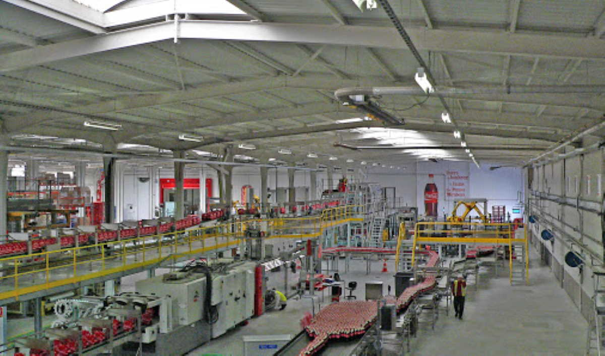 Factory in France