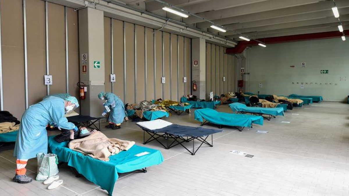 Italy hospital