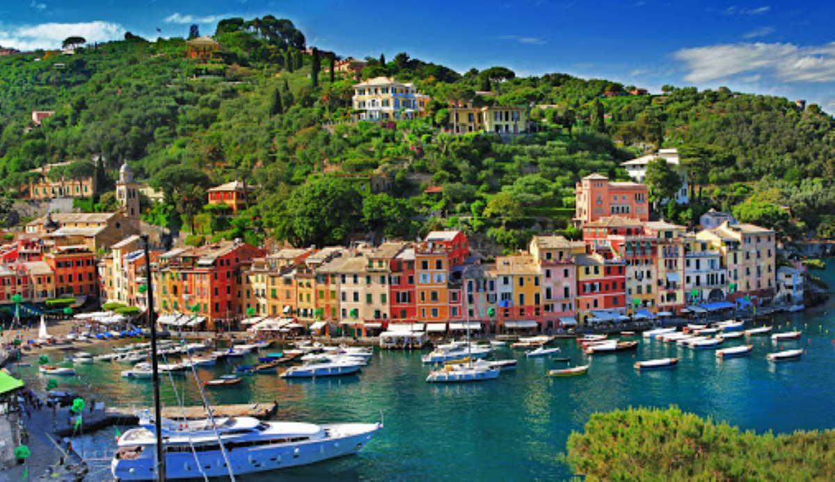 Italy port