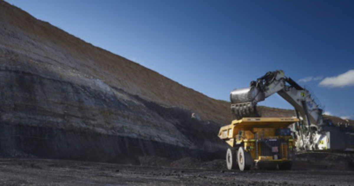 Shanxi iron mine