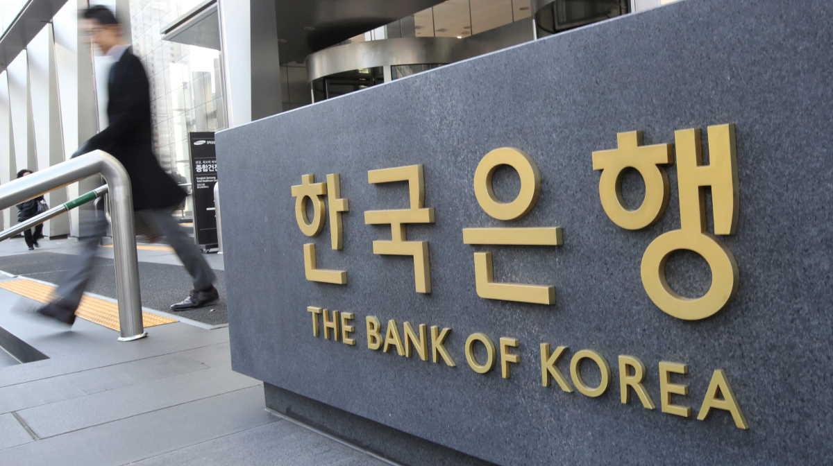 South Korea central bank